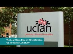 Our 30 second UCLan Cinema Ad - YouTube