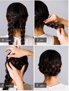 7 DIY Braided Hairstyles