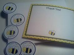 Bumble Bee Birthday Baby Shower Party Theme by PartyCelebrations, $17.99