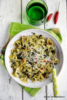 - Vegetable and Edamame Pasta with Basil Cream Sauce | Basil Cream ...