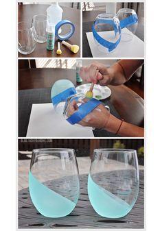 Tips om saaie glazen te pimpen
