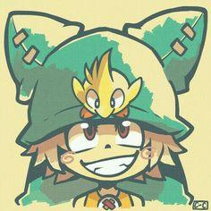 Az and Yugo Kawaii Anime, Kawaii Chibi, Cartoon Games, Cartoon Shows, All Anime, Anime Manga, Pokemon, Pikachu, Yugo Wakfu