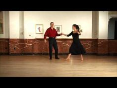 American Tango - Shadow Rocks - Virtual Ballroom Lessons - YouTube