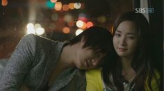 City hunter # Lee Yoon Sung & Kim Na Na