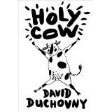 "This picture of David Duchovney's book, ""Holy Cow,"" illustrates my recap and review of Real Time with Bill Maher"" episode 434, which aired on 2/13/15."