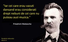 ro: Nietzsche: Dumnezeu a murit Brave New World Quotes, Friedrich Nietzsche, True Words, Motto, Qoutes, Thoughts, Memes, Funny, Diana