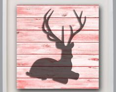 Browse unique items from FKArtDesign on Etsy, a global marketplace of handmade, vintage and creative goods. Bathroom Wall Art, Nursery Wall Art, Girl Nursery, Bedroom Wall, House Warming, Baby Shower Gifts, Unique Jewelry, Handmade Gifts, Moose Art