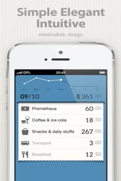 DailyCost - http://www.iphoneappsgallery.com/dailycost/