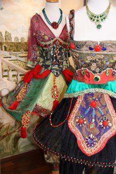 Costumi orientali by Scatola Magica