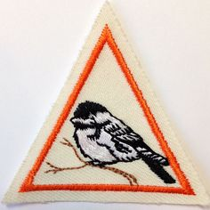 Bird ~ GS Alaska http://girlscoutsalaska.org/wp-content/uploads/2014/10/Council-Patch-Book.pdf