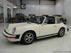 DANIEL SCHMITT & CO CLASSIC CAR GALLERY PRESENTS: 1974 PORSCHE 911 TARGA