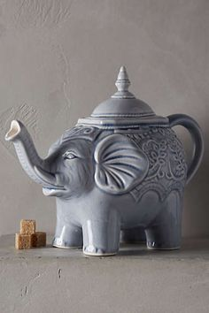 The most amazing teapot - ever!