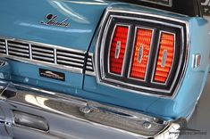 Ford Galaxie LTD Landau 1972 . Pastore Car Collection