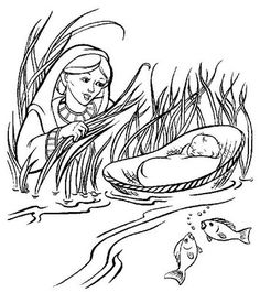 12-Page New Passover Coloring Book - Printables - Jewish Kids ...
