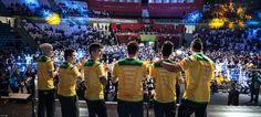 Cloud9 cala torcida brasileira ao bater Sk Gaming na decisão da Pro League #sportv