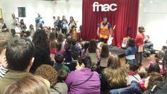 Epi epi A! En Fnac La Gavia el 14 de marzo. Lleno total!