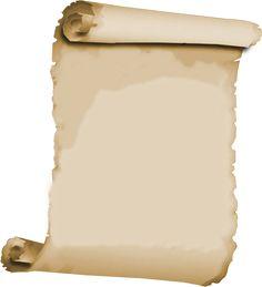 pergaminos,papeles,rollos,vintage,antiguos,png,scrap,navidad