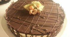 Salty chocolate chilli cake uten tilsatt sukker Norwegian Food, Recipe Boards, Chocolate Cake, Sugar Free, Cravings, Nom Nom, Stevia, Recipies, Diabetes