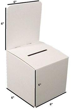 My Charity Boxes - Pack of 10 - Medium Cardboard Box - Ba... https://smile.amazon.com/dp/B019ECN5FQ/ref=cm_sw_r_pi_dp_x_AhN2yb0PF5347