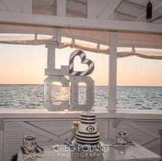 DIY light up signs are great accents for your wedding day www.islamoradaweddings.com Florida Keys Weddings by Caribbean Catering - Google+