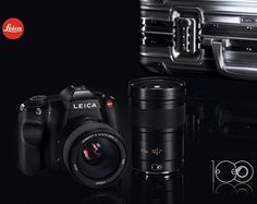 Leica S edition 100 years anniversary set