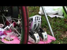How to Set Up Your Triathlon Transition Area - YouTube