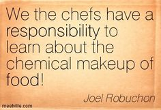 quotes by famous chefs - Google Search