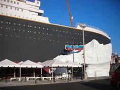 Titanic....Branson