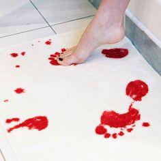 Blutiger Badevorleger