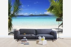 Virgin Islands - Wall Mural & Photo Wallpaper - Photowall