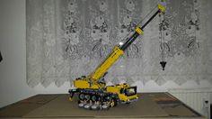 Lego Technik 42009 Ultimate Umbau und 8421 + Bauanleitung für Mobiler Kran 8053