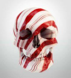 Peppermint skull