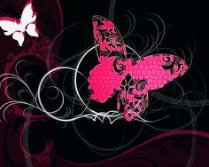 3D Butterfly Wallpaper Desktop   ... desktop wallpapers, 3D animated wallpaper, Wallery desktop slideshow
