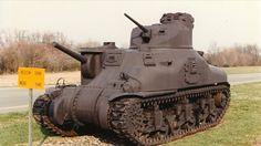 Lee medium Tank at Aberdeen Proving Grounds Aberdeen Proving Ground, M3 Lee, Cast Steel, Hell On Wheels, Armored Fighting Vehicle, Tank Design, Panzer, Armored Vehicles, War Machine