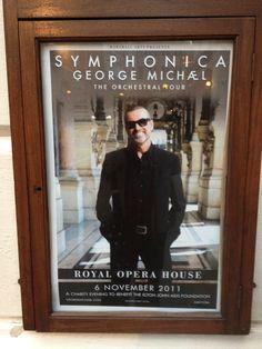 George Michael, Symphonica Tour, Royal Opera House