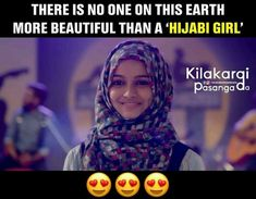 May Allah also bless us with wearing hijab forever.In Sha Allah Aameen Summa aameen Ya rabbul alamin Ya ar rahamar rahimin. Sad Love Quotes, Girly Quotes, True Quotes, Qoutes, Quotations, Hijab Quotes, Girl Facts, Hijabi Girl, Good Day Song