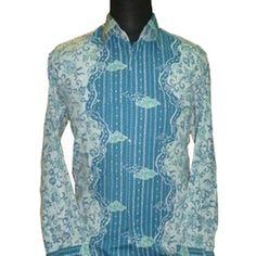 Batik Soft Bejel Lengan Panjang