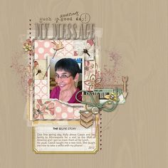 Selfie photo challenge at Designer Digitals. Template by Kayleigh Wiles. Big sale at Designer Digitals starting May 15th.