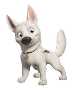 Risultati immagini per Bolt disney foto Cute Disney, Disney Art, Disney Movies, Disney Wiki, Bolt Characters, Bolt Dog, Bolt Disney, Famous Dogs, Disney Dogs