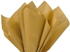 Premium Gift Wrap Tissue Paper 15 X 20  100 pack Antique Gold -- You can get more details by clicking on the image.Note:It is affiliate link to Amazon. #2018