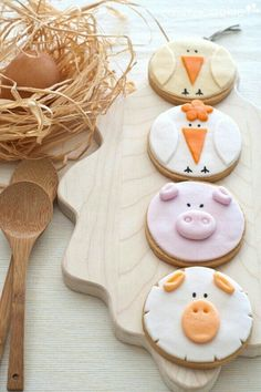 #animals#farm#cookies
