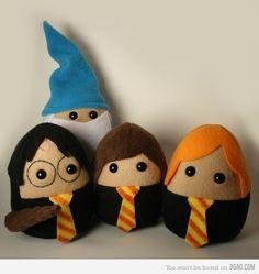 Pals Harry Potter Plushie Definir
