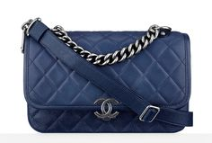 Chanel's handbag lookbooks are always fun; they usually contain 35 to 45 bags, ranging from casual looks like denim or canvas to eye-popping exotics and pieces that feature heavy beading or embroidery, all of which give Chanel fans a very good idea of the full lines they'll find in stores. For Pre-Collection Fall 2016, Chanel …