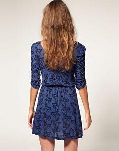 giddy up dress
