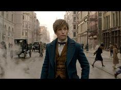 WATCH: Eddie Redmayne Unveils New 'Fantastic Beasts' Trailer   Anglophenia   BBC America
