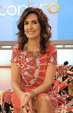 Globo já pensa em quem cobrirá as férias de Fátima Bernardes no 'Encontro'   Notas TV - Yahoo TV