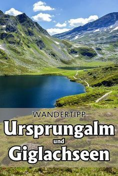 Travel report about a hike from the Ursprungalm to the Giglachseen in the region Schladming-Dachstein with tips for the best Fotospots. Dachstein Austria, Places To Travel, Places To Go, Travel Report, On The Road Again, Work Travel, Hiking Trails, Alps, Van Life