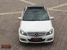 Mercedes C 180 BlueEfficiency Fascination 2013 MODEL HATASIZ BOYASIZ 35.000km CAM TAVANLI-XENON-LED-DERİ