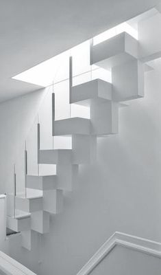 Reinier de Jong | DUB stairs, 2010