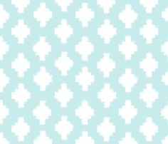 Beyond the Sea Ikat fabric by threeyellowplums for sale on Spoonflower - custom fabric, wallpaper and wall decals Ikat Pattern, Pattern Design, Wall Patterns, Print Patterns, Laundry Room Inspiration, Beyond The Sea, Ikat Fabric, Blue Fabric, Spoonflower Fabric